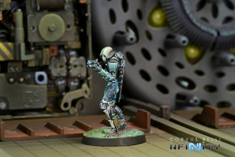 spiral corps kiuutan impostors miniature wargame