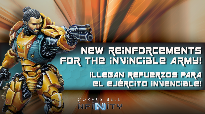 5b28e077f New reinforcements for the Invincible Army!